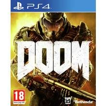 DOOM PS4 Game Best Price, Cheapest Prices