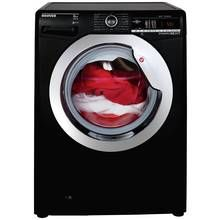 Hoover DXOA 48C3B 8KG 1400 Spin Washing Machine - Black Best Price, Cheapest Prices