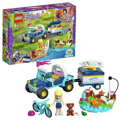 LEGO Friends Stephanie's Toy Buggy and Trailer - 41364 Best Price, Cheapest Prices
