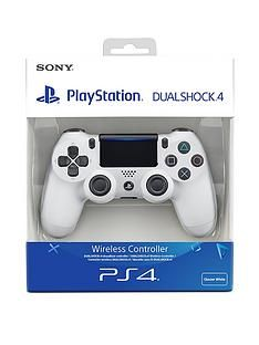 Glacier White DualShock 4 Controller Best Price, Cheapest Prices
