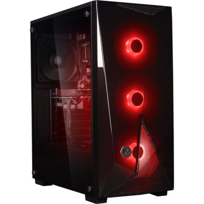 3XS Core 2060 RGB Gaming Tower - Black Best Price, Cheapest Prices
