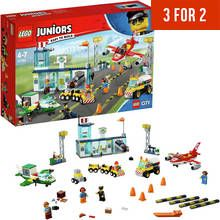LEGO Juniors City Central Airport - 10764 Best Price, Cheapest Prices