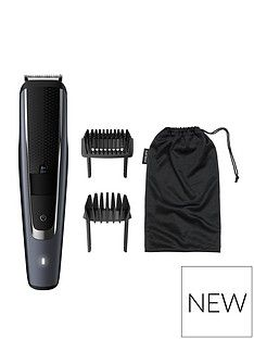 Philips Philips Series 5000 Beard and Stubble Trimmer with Full Metal Blades - BT5502/13 Best Price, Cheapest Prices