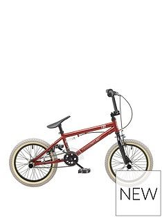 Rooster Rooster R-Core 9 Inch Frame 16 Inch Wheel BMX Bike Red Best Price, Cheapest Prices