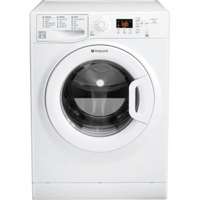 Hotpoint WMFUG1063P 10Kg Washing Machine with 1600 rpm - White - A+++ Rated Best Price, Cheapest Prices