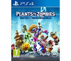 PS4 Plants vs. Zombies: Battle for Neighborville Best Price, Cheapest Prices