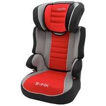 Team Tex Befix Group 2/3 Highback Booster Seat - Red