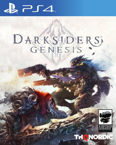 Darksiders: Genesis PS4 Pre-Order Game Best Price, Cheapest Prices