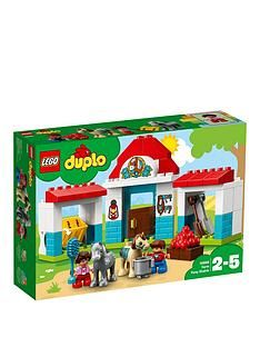 LEGO Duplo 10868 Farm Pony Stable Best Price, Cheapest Prices