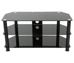 AVF SDC1000CMBB 1000 mm TV Stand - Black Best Price, Cheapest Prices