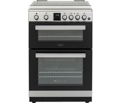 BELLING FSG608DMc 60 cm Gas Cooker - Black Best Price, Cheapest Prices