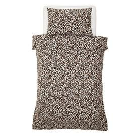 Argos Home Animal Print Bedding Set - Single Best Price, Cheapest Prices