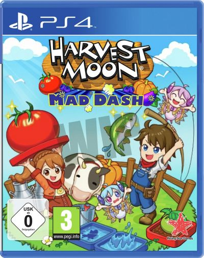 Harvest Moon: Mad Dash PS4 Pre-Order Game Best Price, Cheapest Prices