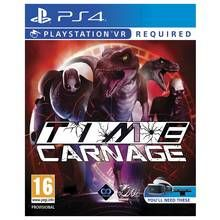 Time Carnage PS4 Game Best Price, Cheapest Prices