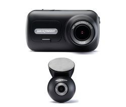 NEXTBASE 322GW Full HD Dash Cam & NBDVRS2RWC Quad HD Rear View Dash Cam Bundle Best Price, Cheapest Prices