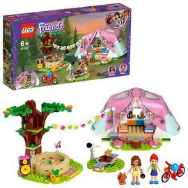LEGO Friends Nature Glamping Outdoor Adventure Playset-41392 Best Price, Cheapest Prices