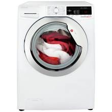 Hoover DXOA 49C3 9KG 1400 Spin Washing Machine - White Best Price, Cheapest Prices