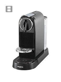 Nespresso CitiZ Coffee Machine by Magimix - Black Best Price, Cheapest Prices