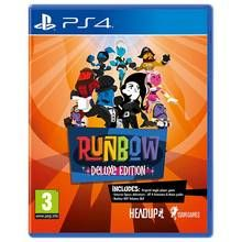 Runbow Deluxe Edition PS4 Game Best Price, Cheapest Prices