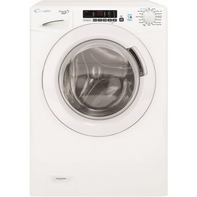 Candy Grand'O Vita GVS1472D3 7Kg Washing Machine with 1400 rpm - White - A+++ Rated Best Price, Cheapest Prices