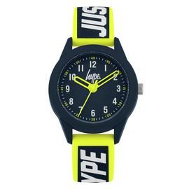 Hype Children's Blue Silicone Strap Watch Best Price, Cheapest Prices
