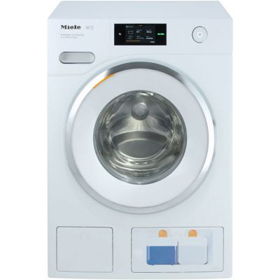 Miele W1 TwinDos WWR860WPS Wifi Connected 9Kg Washing Machine with 1600 rpm - White - A+++ Rated Best Price, Cheapest Prices