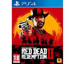 PS4 Red Dead Redemption 2 Best Price, Cheapest Prices