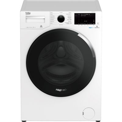 Beko WR1040P44E1W 10Kg Washing Machine with 1400 rpm - White - A+++ Rated Best Price, Cheapest Prices