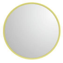 Argos Home Brights Round Wall Mirror - Lime Best Price, Cheapest Prices