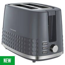 Morphy Richards 220024 Dimensions 2 Slice Toaster - Grey Best Price, Cheapest Prices