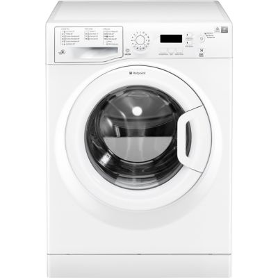 Hotpoint WMBF742PUK.M 7Kg Washing Machine with 1400 rpm - White - A Rated Best Price, Cheapest Prices
