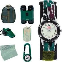 Green Adventure Watch Set Best Price, Cheapest Prices