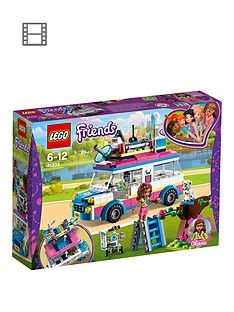 Lego Friends 41333 Olivia'S Mission Vehicle Best Price, Cheapest Prices