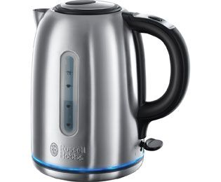 Russell Hobbs Buckingham 20460 Kettle - Stainless Steel Best Price, Cheapest Prices