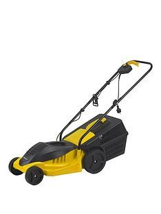 Precision 1000W Lawn Mower Best Price, Cheapest Prices