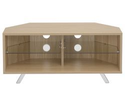 TTAP Oregon 1000 mm TV Stand - Oak Best Price, Cheapest Prices