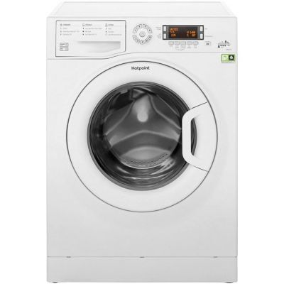 Hotpoint WMAOD844P 8Kg Washing Machine with 1400 rpm - White - A+++ Rated Best Price, Cheapest Prices