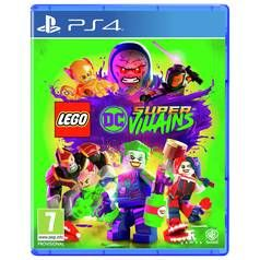 Lego DC Supervillains PS4 Game Best Price, Cheapest Prices