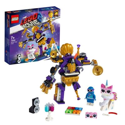 LEGO Movie 2 Systar Party Crew - 70848 Best Price, Cheapest Prices