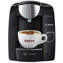 Tassimo by Bosch Joy Pod Coffee Machine - Black Best Price, Cheapest Prices