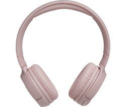 JBL Tune 500BT T500BTPIK Wireless Bluetooth Headphones - Pink Best Price, Cheapest Prices