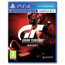 Gran Turismo Sport PS4 Game (PS VR Compatible) Best Price, Cheapest Prices