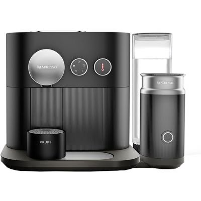 Nespresso by Krups Expert & Milk XN601840 - Black Best Price, Cheapest Prices