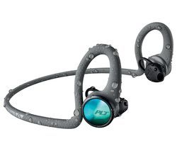 PLANTRONICS BackBeat FIT 2100 Wireless Bluetooth Headphones - Grey Best Price, Cheapest Prices