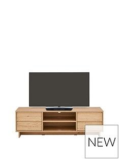 Leon Wide Tv Unit - Fits Tv Up To 70 Inch Best Price, Cheapest Prices