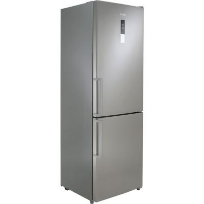 Amica FK3213DFX 70/30 Frost Free Fridge Freezer - Stainless Steel - A+ Rated Best Price, Cheapest Prices