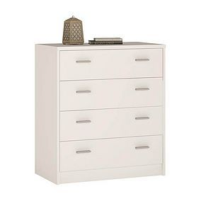 Pearl 4 Drawer Chest Best Price, Cheapest Prices