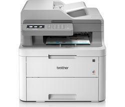 BROTHER DCPL3550CDW All-in-One Wireless Laser Colour Printer Best Price, Cheapest Prices