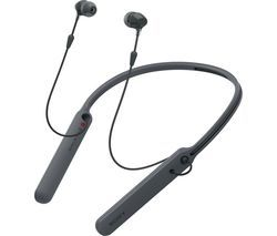 SONY Sports WI-C400 Wireless Bluetooth Headphones - Black Best Price, Cheapest Prices