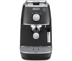 DELONGHI Distinta ECI341BK Coffee Machine - Black Best Price, Cheapest Prices